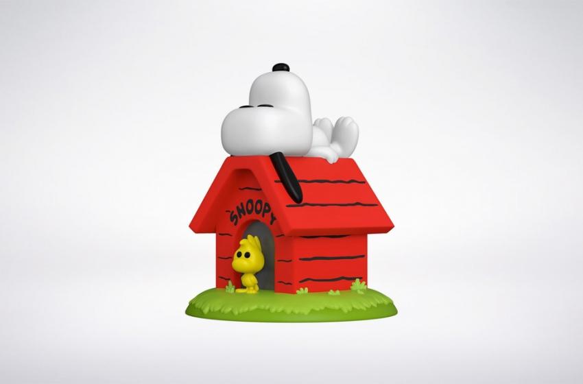 Funko lança edição de luxo do Snoopy