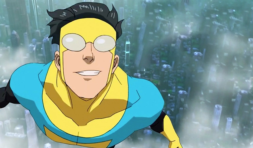 CCXP Worlds | Amazon Prime Video anuncia novos dubladores para a série Invincible