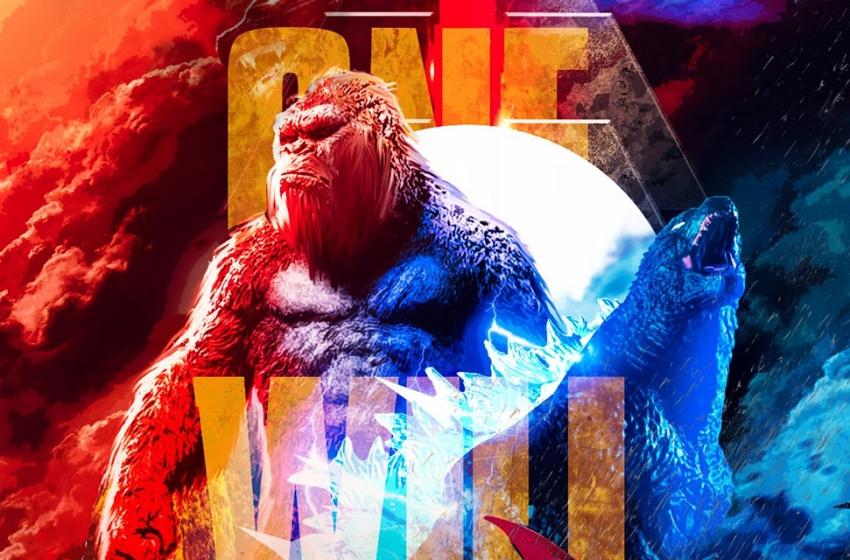 CCXP Worlds l Godzilla vs. Kong ganha novos pôsteres