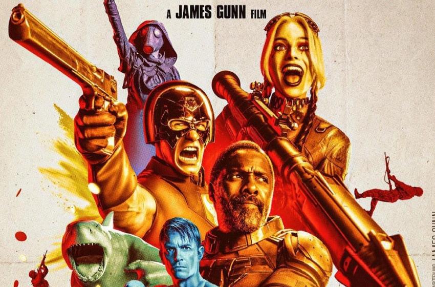 James Gunn divulga pôster e anuncia novo trailer de O Esquadrão Suicida nesta sexta
