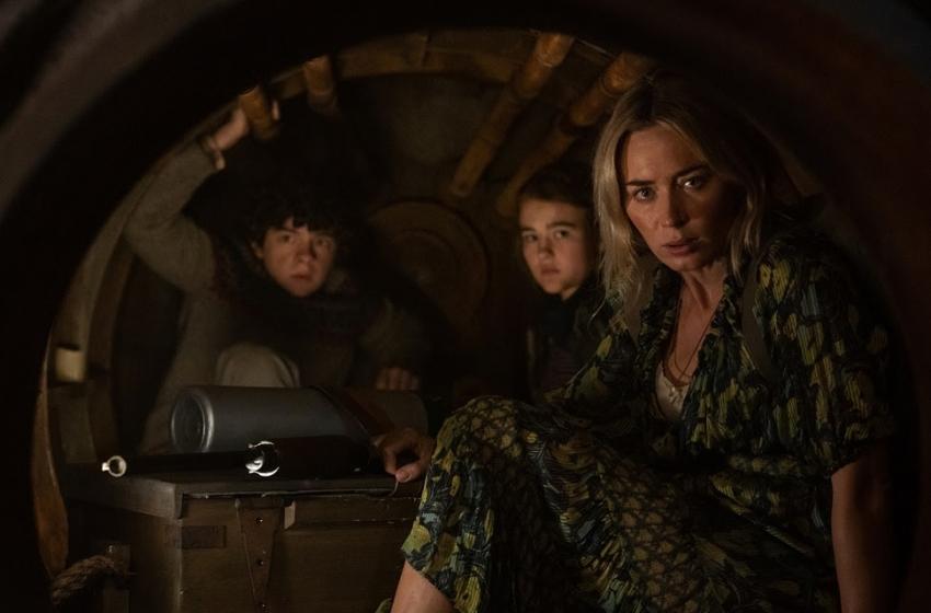 Um Lugar Silencioso – Parte II tem estreia antecipada para junho no Brasil