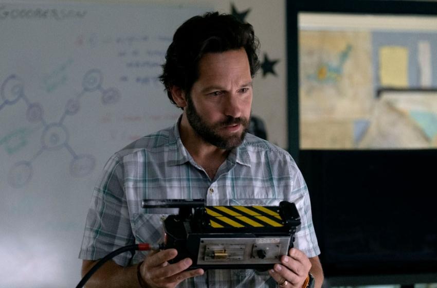 Teaser de Ghostbusters – Mais Além com Paul Rudd faz referência ao apresentar novos personagens