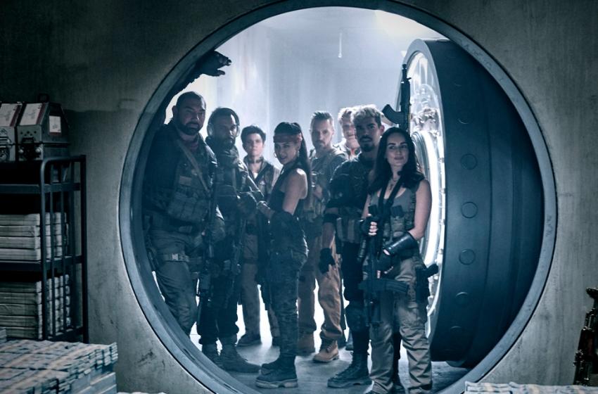 Zack Snyder anuncia novo trailer de Army of the Dead: Invasão em Las Vegas nesta terça