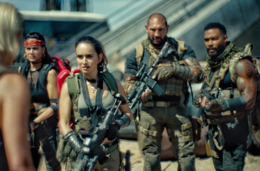Divulgado trailer explosivo de Army of the Dead: Invasão em Las Vegas, de Zack Snyder