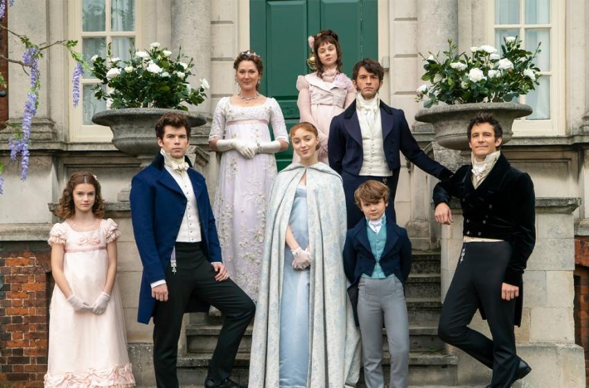 Netflix anuncia 3ª e 4ª temporadas de Bridgerton