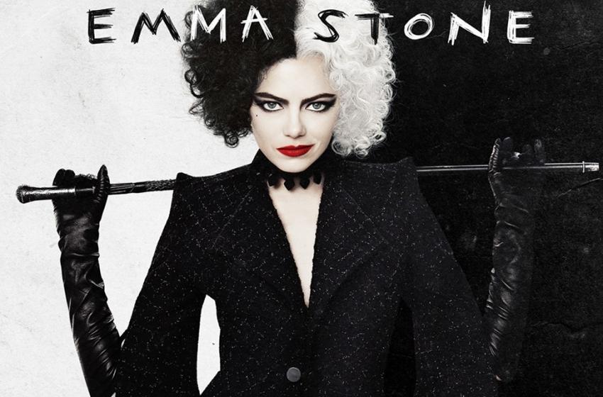 Disney divulga pôster e novo trailer de Cruella, estrelado por Emma Stone