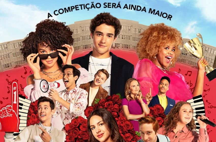 Divulgado trailer e pôster da 2ª temporada de High School Musical: A Série: O Musical