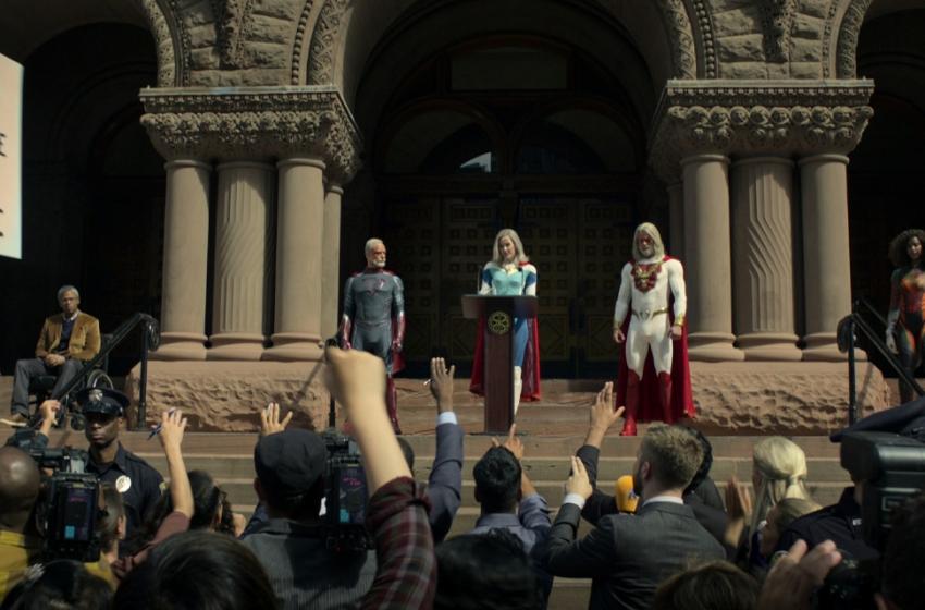 Netflix divulga primeiro trailer de O Legado de Júpiter, nova série de heróis criada por Mark Millar