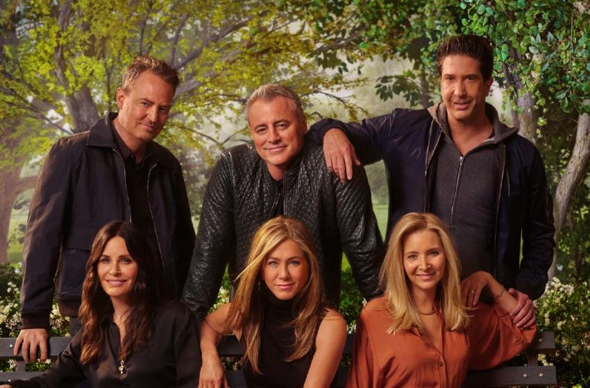 Friends: The Reunion ganha trailer nostálgico e primeiro pôster