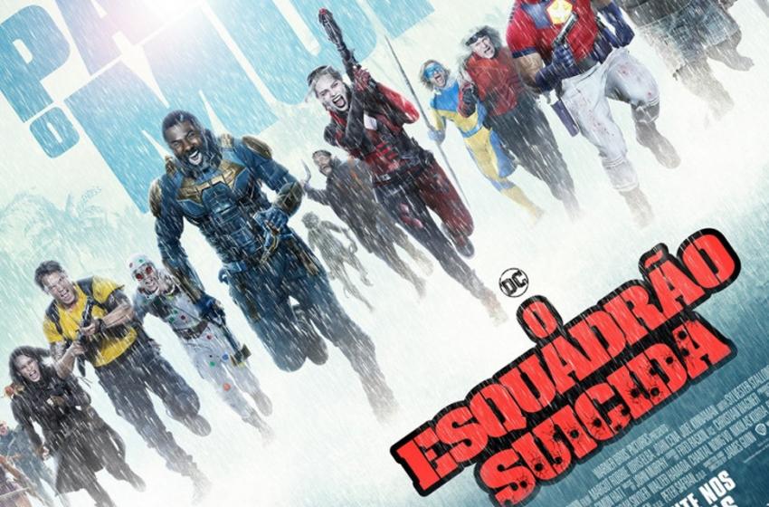 Novo trailer de O Esquadrão Suicida destaca Sanguinário, vivido por Idris Elba