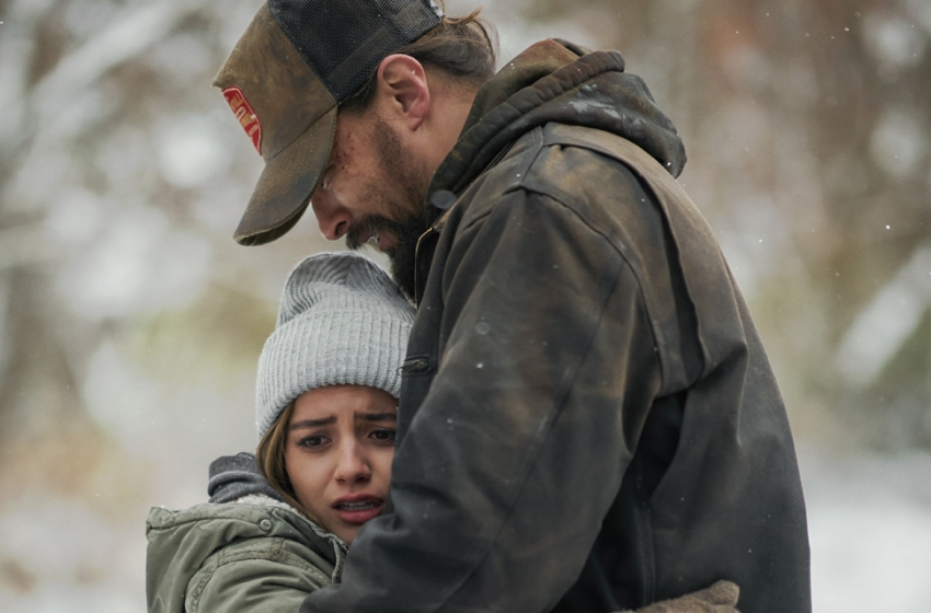 Divulgado pôster, trailer e data de estreia de Justiça em Família, com Jason Momoa e Isabela Merced