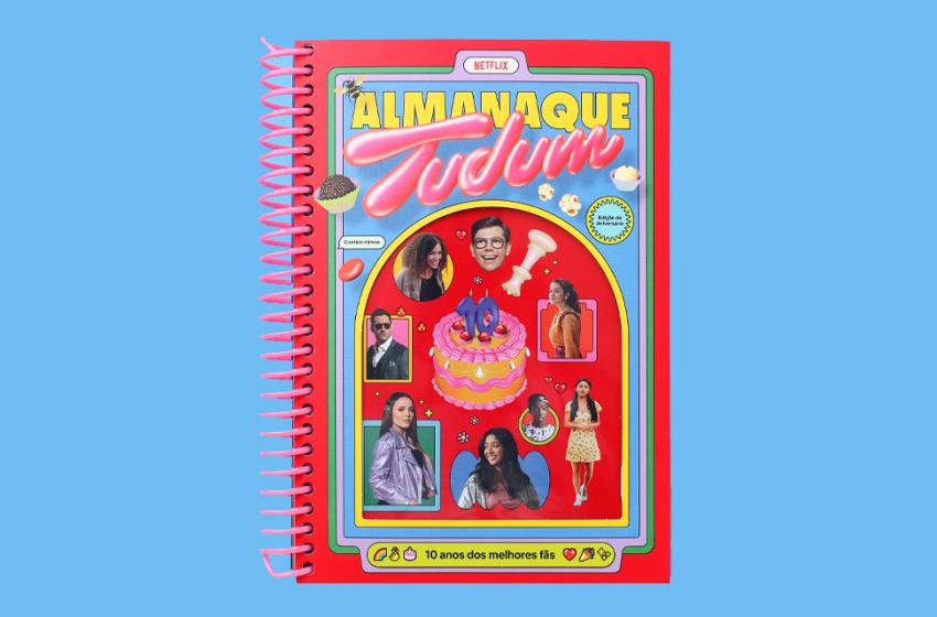 Netflix anuncia nova edição gratuita do Almanaque Tudum