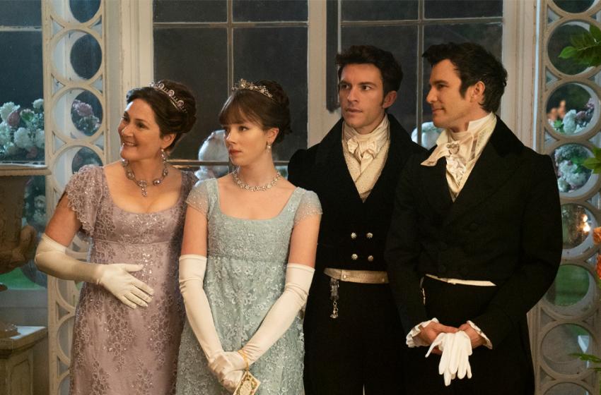 Netflix divulga teaser e primeiras imagens da 2ª temporada de Bridgerton