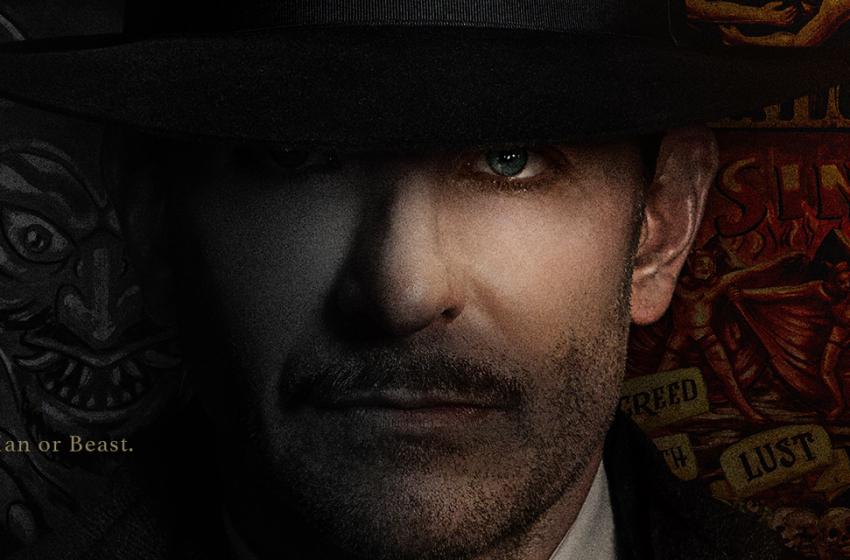 Nightmare Alley, novo filme de Guilherme Del Toro com Bradley Cooper, ganha pôster e teaser impactante