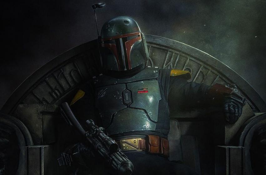 Disney divulga pôster de O Livro de Boba Fett, nova série derivada de Star Wars, e anuncia estreia para dezembro