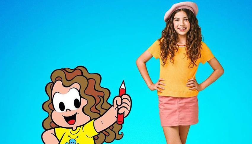 Marina é nova personagem revelada de Turma da Mônica – Lições
